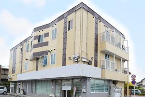 つばさ日本語研修センター校外観